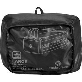 Eagle Creek Cargo Hauler Duffel 90L, black